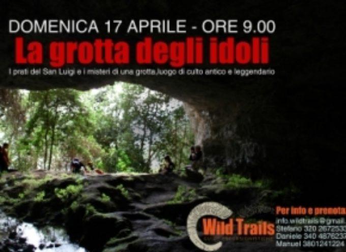 domenica, Escursione alla Grotta degli Idoli, Fabbriche di Vallico