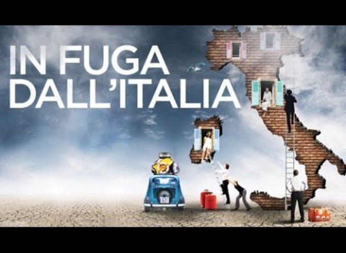 La massiccia ondata di migranti italiani.