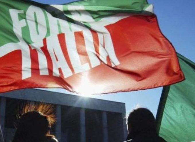 Il 5 Maggio si riunisce  Forza Italia a Lucca