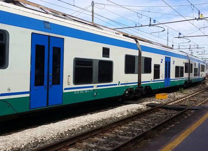 fermi i treni sulla tratta FIRENZE VIAREGGIO