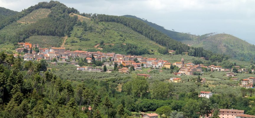 CAPANNORI, progetto pacchetti turistici monte pisano