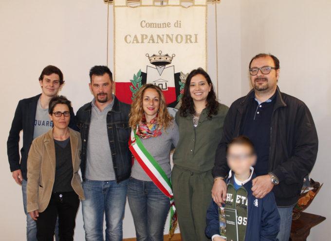 CAPANNORI, PREMIATA LA VINCITRICE  DI 'EFFETTO CAPANNORI'