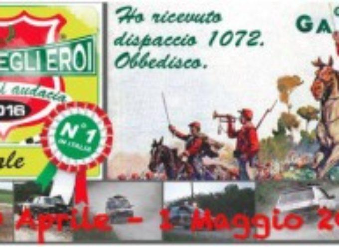 """""""Rally degli Eroi – 12 Ore di Audacia"""", Il Ciocco (Barga)"""