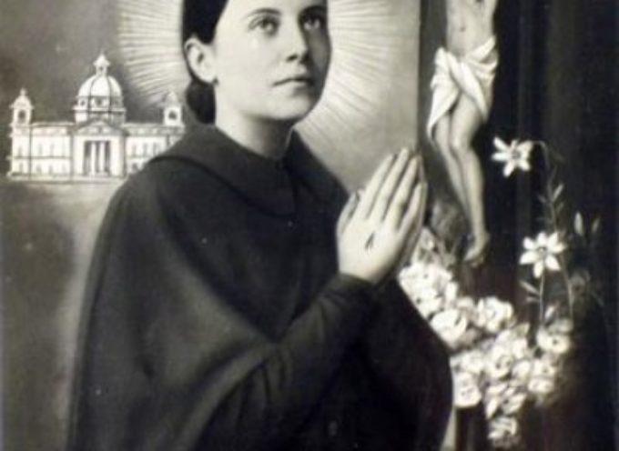 il santo del giorno, 11 aprile  SANTA GEMMA GALGANI