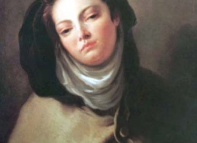 il santo del giorno, 14  aprile  santa liduina..