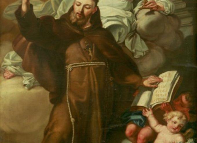 il santo del giorno 24 aprile  SAN FEDELE DA SIGMARINGEN