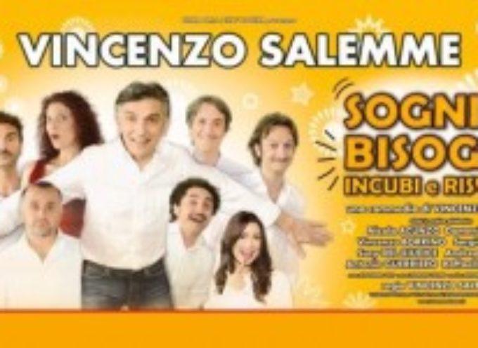 BARGA, Incontro com l'attore Vincenzo Salemme