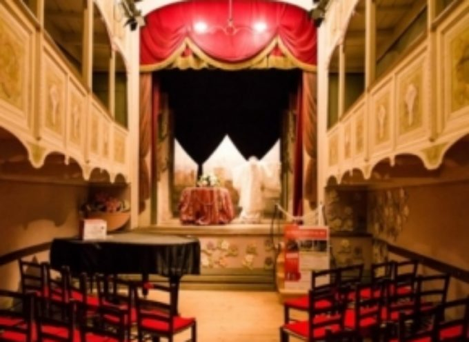 """""""Doppietta"""" al Teatrino di Vetriano,"""