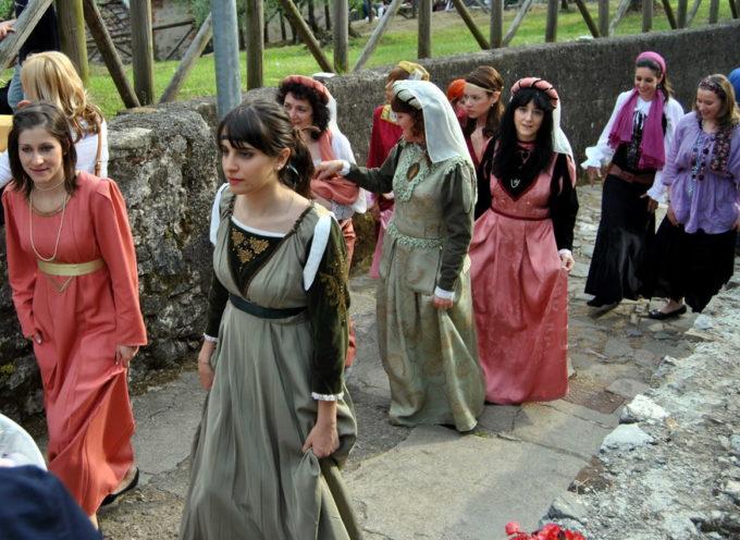borgo a mozzano – viaggio nell'Italia del 1494.. a PARTIGLIANO