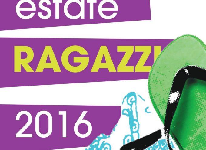 TUTTE LE PROPOSTE DI 'ESTATE RAGAZZI 2016'. DA GIUGNO A SETTEMBRE LABORATOTRI, GIOCHI, ESCURSIONI, SPORT