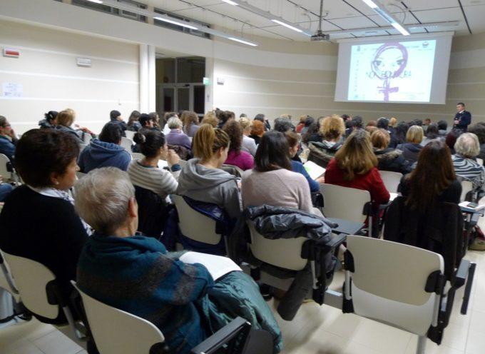 Capannori:'NON HO PAURA'.  UN AIUTO CONCRETO ALLE DONNE PER DIFENDERSI DALLA VIOLENZA