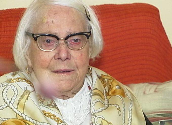 100 anni e non sentirli . . . Tanti Auguri a Maria Luisa Donati