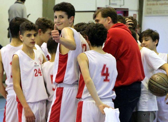 Libertas: Carlo Balducci convocato per la selezione nazionale under 14