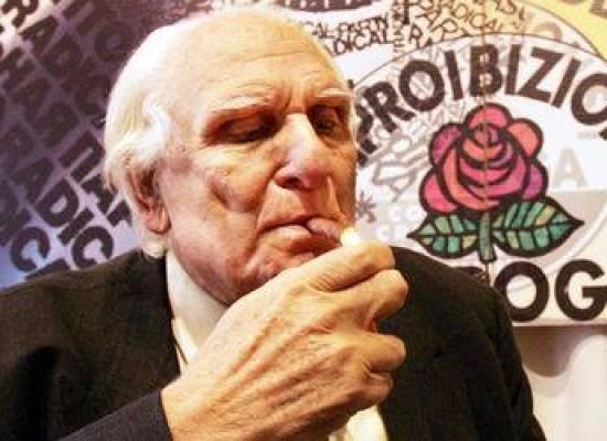 E' morto Marco Pannella, il leader radicale aveva 86 anni.
