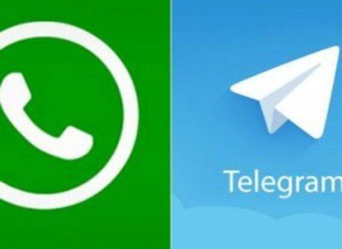 WhatsApp come Telegram, arriva la citazione nei messaggi