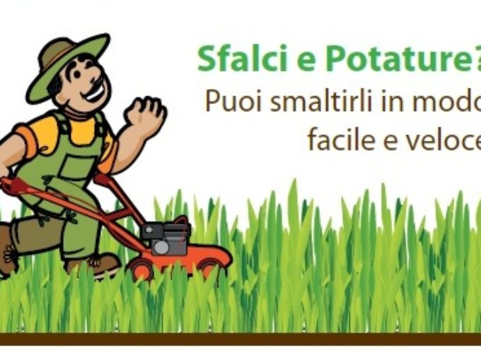 PORCARI,RACCOLTA VERDE E POTATURE