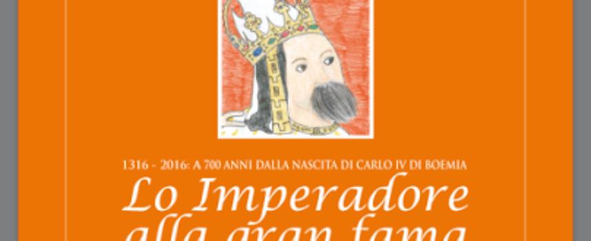 MONTECARLO RICORDA LA MASCITA DI CARLO IV, DI BOEMIA