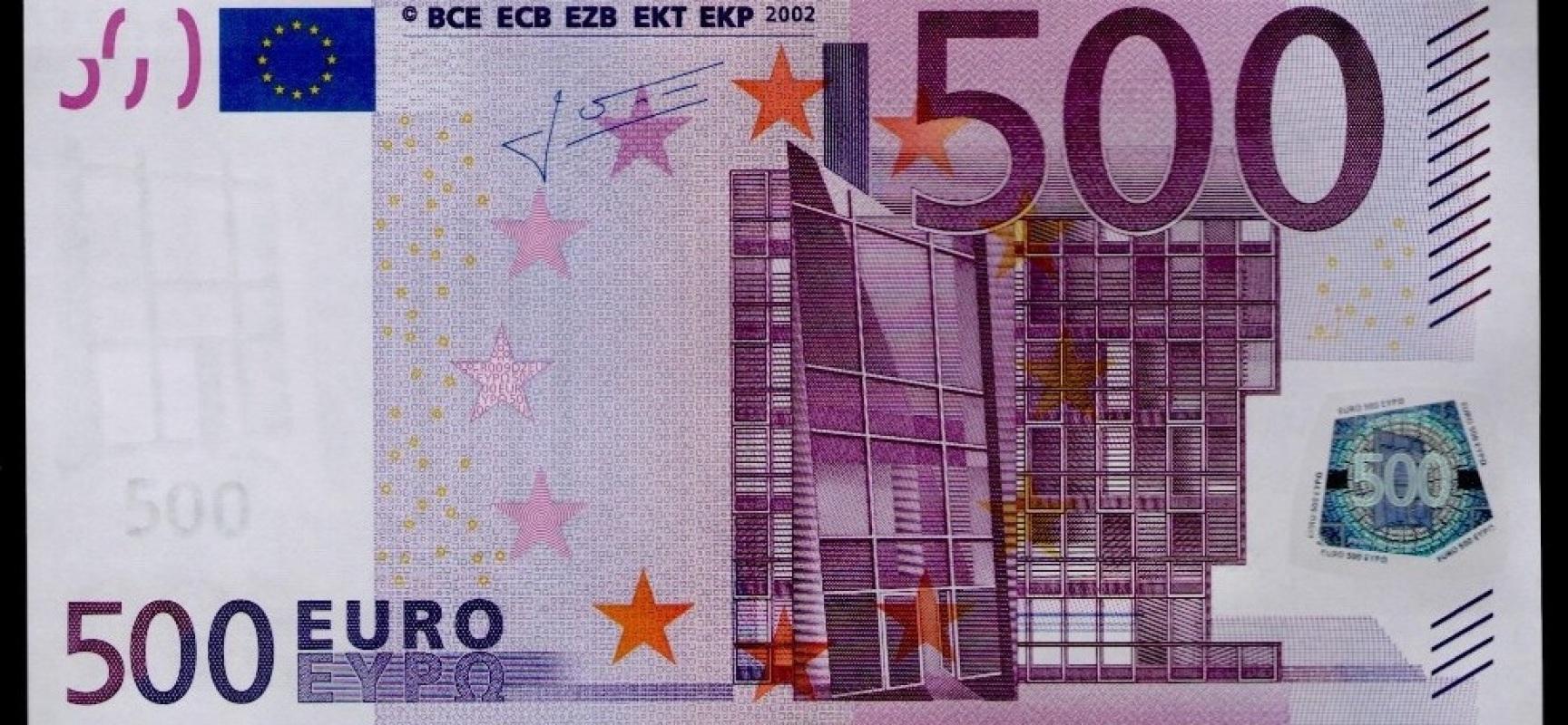 500 Euro Häuser : banconota da 500 euro eliminata dal 2018 verde azzurro ~ Lizthompson.info Haus und Dekorationen