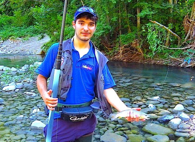 divieto di pesca sulla lima e sul serchio