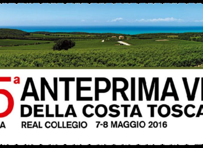 I vini della Costa toscana in mostra a lucca