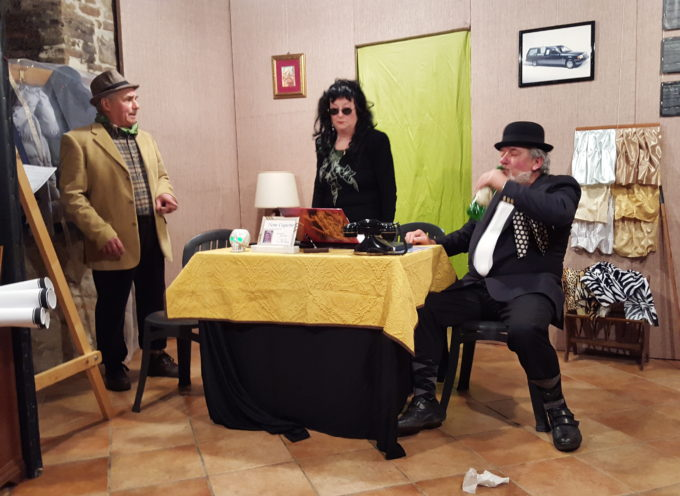"""Domenica 15 maggio 2016 – ore 21:15  Teatro Comunale """"Idelfonso Nieri"""" di Ponte a Moriano"""