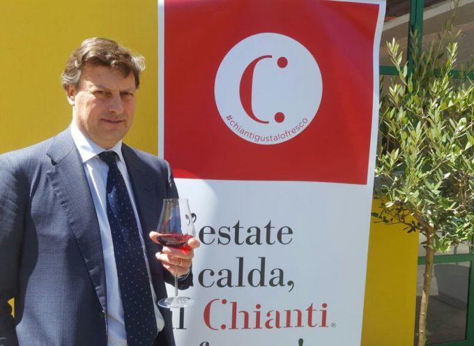 """Vino: Il Consorzio del Chianti punta all'estate """"Raddoppieremo le vendite del 'rosso'"""