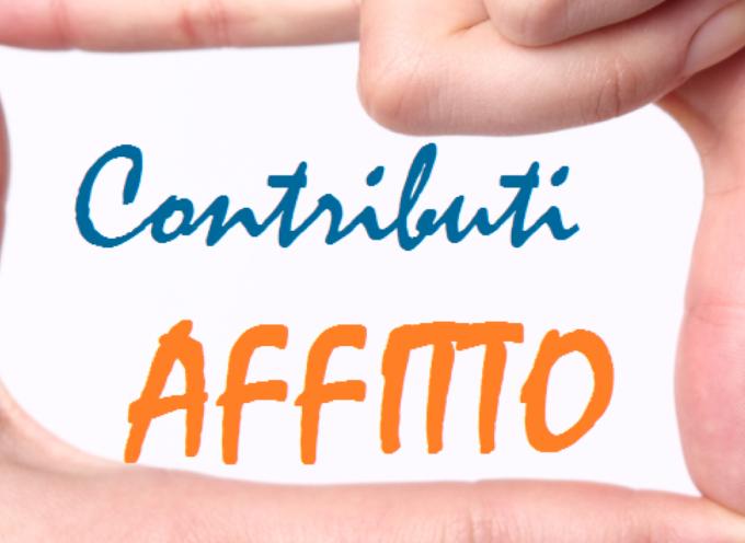 CAPANNORI, CONTRIBUTI IN CONTO AFFITTO 2016: