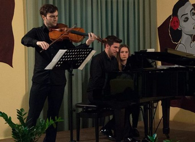 CAPANNORI, I CONCERTI DI PRIMAVERA DELLA CIVICA SCUOLA DI MUSICA