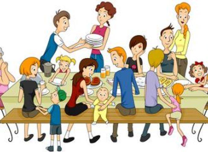 Il 15 maggio di ogni anno si celebra la giornata internazionale delle famiglie.