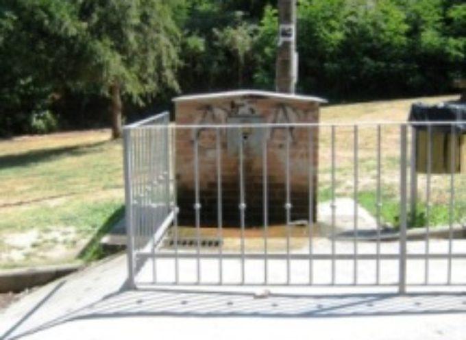 Causa lavori interrotta l'erogazione dell'acqua alla fonte Ravano, A CASTELVECCHIO DI COMPITO