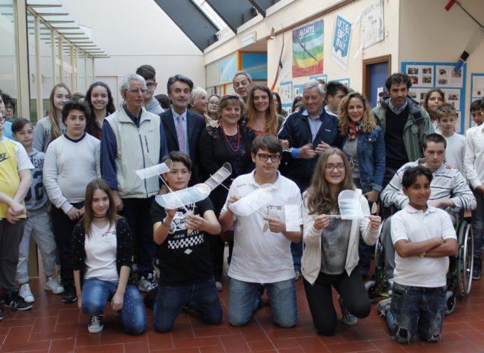 CAPANNORI, INAUGURATA NEL PALAZZO COMUNALE LA MOSTRA DEL PROGETTO 'AELIANTE'