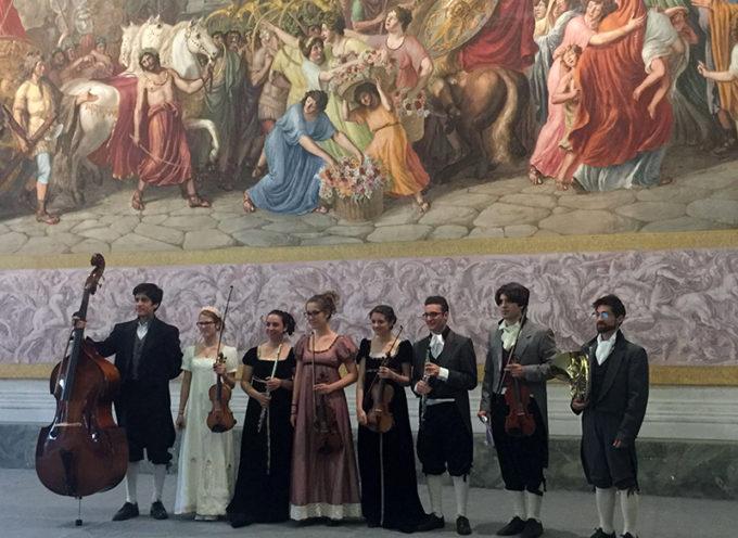 Grande successo per le danze napoleoniche a Palazzo Ducale