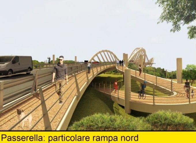 LUCCA – Viabilità: Ponte sul Serchio,