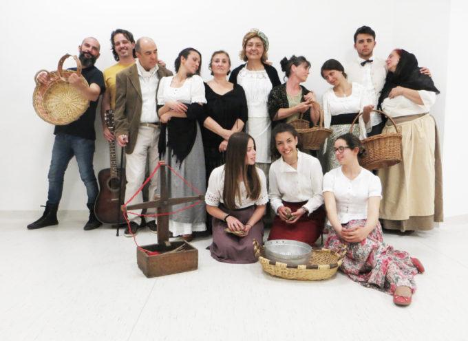 """al teatro di ponte a moriano, """"Liolà"""" commedia campestre in tre atti di Luigi Pirandello"""
