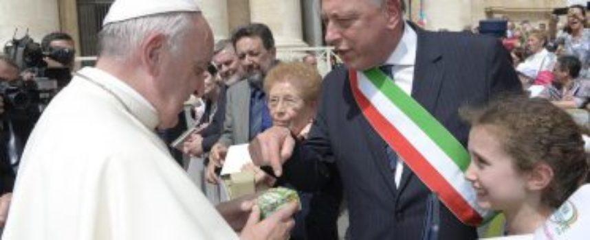 Rispetto Ambientale: da Lucca a Roma per incontrare Papa Francesco