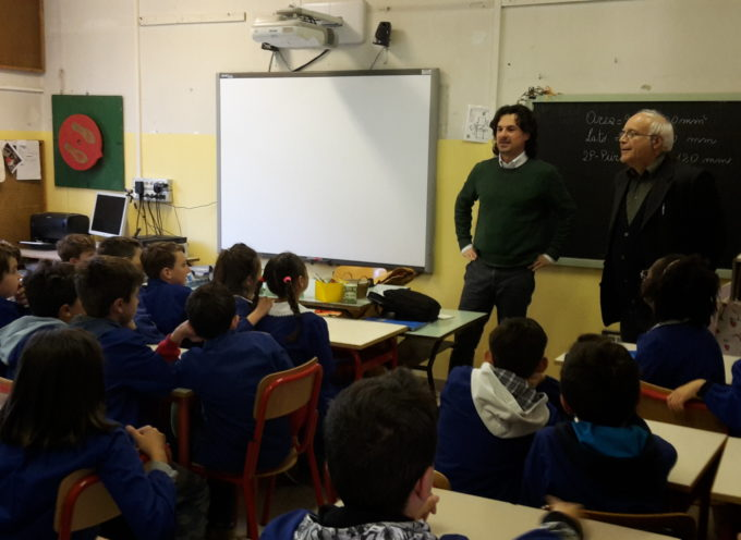 """""""Una comunità, tante comunità"""": incontro con gli studenti della scuola primaria """"Radice"""""""