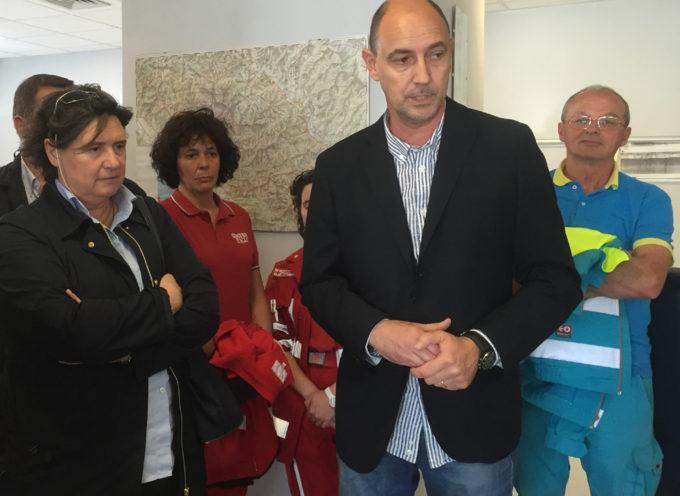 """L'assessore regionale Saccardi visita la Centrale Operativa 118 """"Alta Toscana"""""""