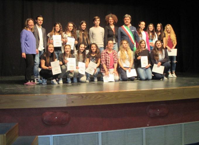 altopascio – Premiati i 39 tutor della scuola secondaria