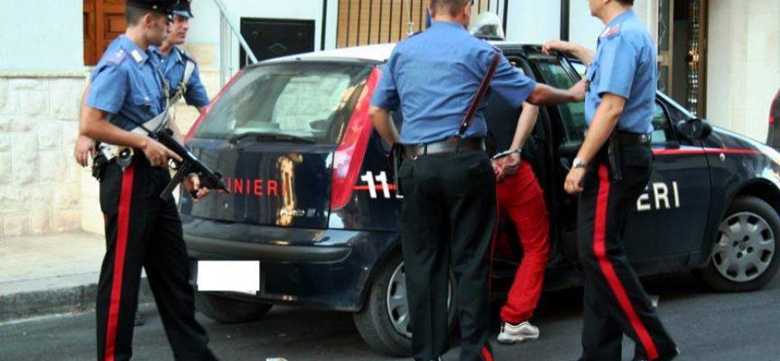 LUCCA – tenta di uccidere la convivente – arrestato dai carabinieri