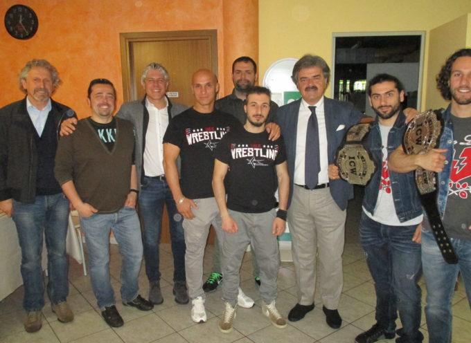 Gli Eroi del Wrestling alle porte di Lucca