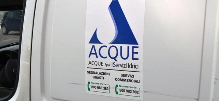 Comune di Montecarlo, lunedì 8 ottobre, dalle ore 8.30 alle 12.30, si verificherà un'interruzione idrica,
