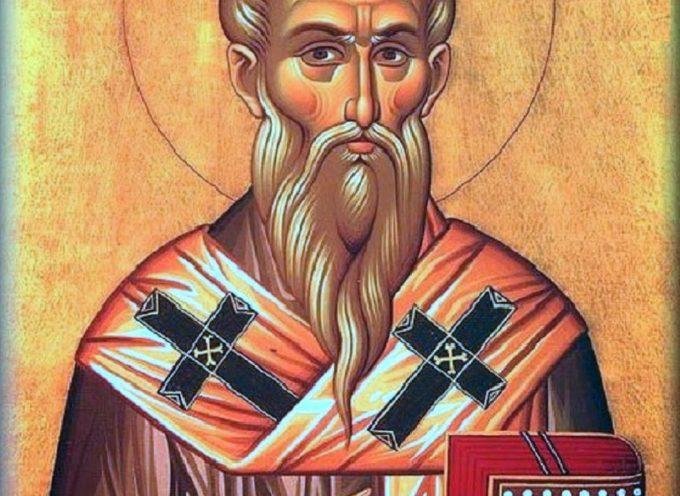 il santo del giorno 02 maggio  SANT'ATANASIO