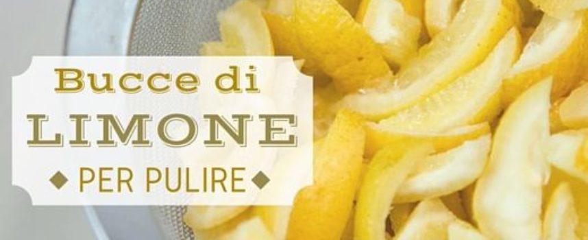 Come Usare la Buccia di Limone per Pulire la Casa