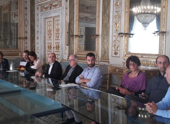"""""""PULIZIE DI PRIMAVERA…A COLORI. SCARTY DAL VIVO AND FRIENDS"""