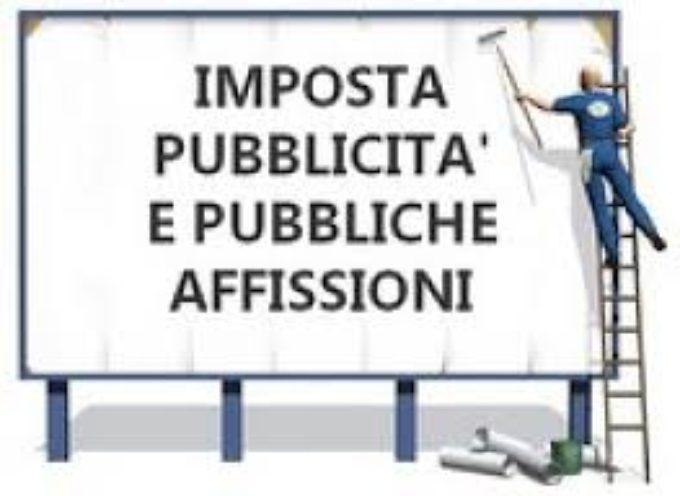 LUCCA, IMPOSTA COMUNALE DI PUBBLICITA'
