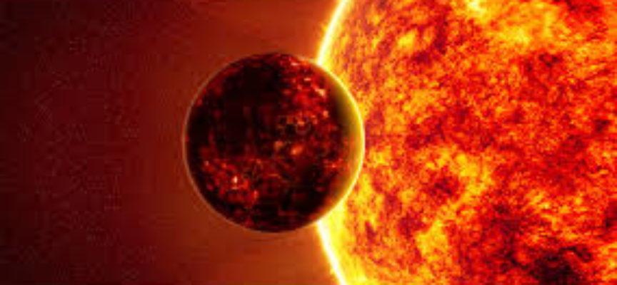 Lunedì 9 maggio a Torcigliano osservazione di Mercurio davanti alla Terra