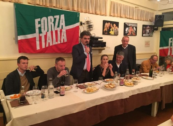 Molta attesa per il direttivo di Forza Italia di Lucca del 5 Maggio 2016