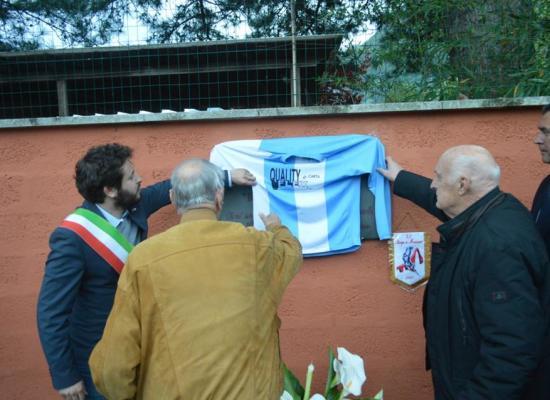 Campo sportivo di Borgo intitolato a Remo Garibaldi