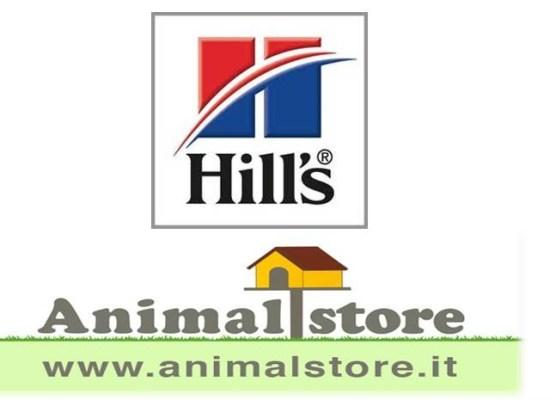 Maxirichiamo cibo per gatti HILL'S, eccesso di ferro. Pericolo per la salute degli animali