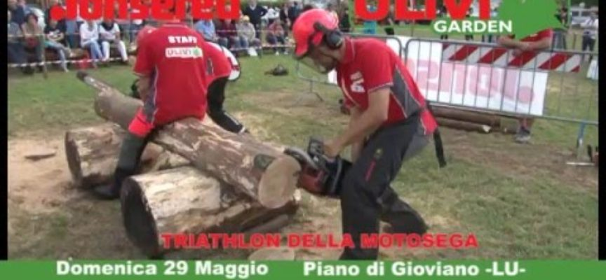 SPOT TRIATHLON DELLA MOTOSEGA 2016 [video]